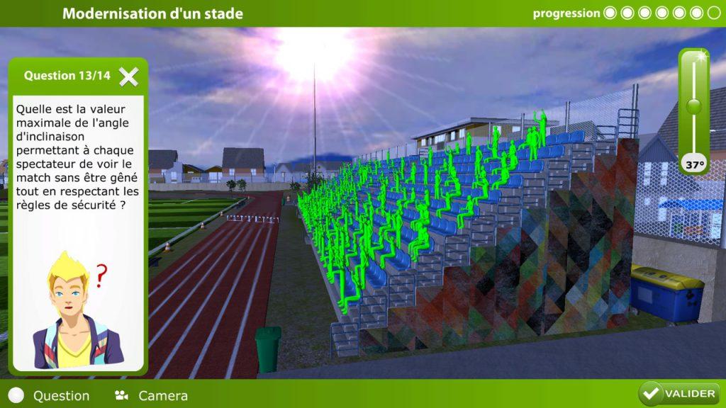 Image Modernisation d'un stade 3