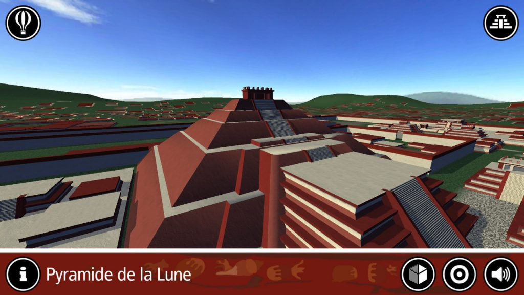 Image Teotihuacan 3D 1