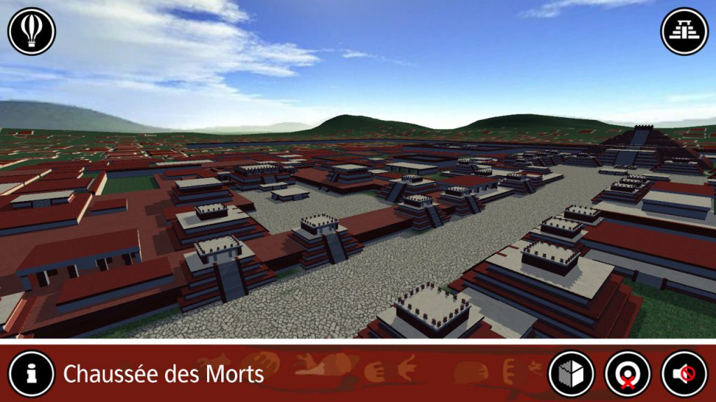 Image Teotihuacan 3D 2