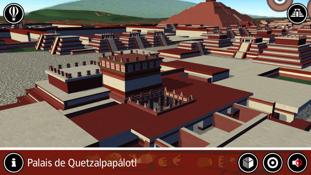 Image Teotihuacan 3D 3